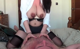 stacked-milf-in-lingerie-buries-a-dick-inside-her-wet-cunt