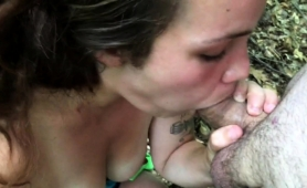 slutty-brunette-feeds-her-hunger-for-cock-and-cum-outside