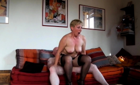 short-haired-mommy-in-stockings-getting-nailed-by-her-hubby