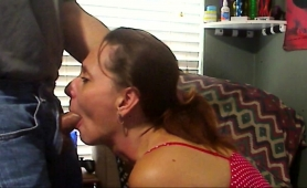hot-mature-lady-has-a-guy-shoving-his-cock-down-her-throat