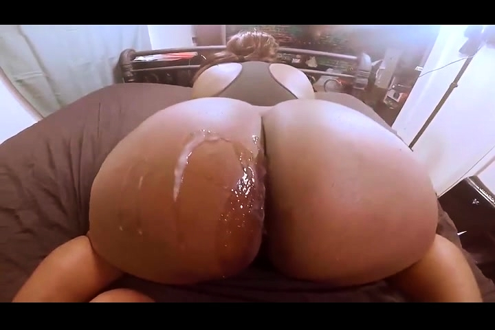 Big Ass Booty Ebony Riding
