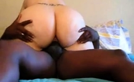 chunky-mature-brunette-impales-herself-on-a-big-black-dick