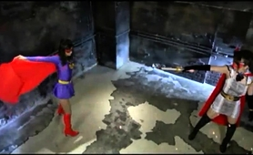 Masked Oriental Supergirl Is On The Lookout For Hardcore Sex